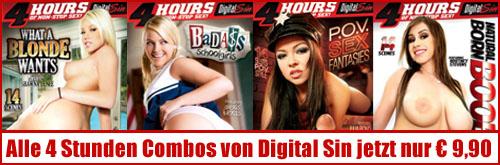 Alle 4 Stunden Combos von Digital Sin jetzt nur € 9,90