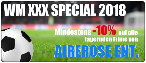 WM Special | Mindestens -10% auf alle lagernden Filme von Airerose Entertainment