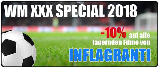 WM Special | -10% auf alle lagernden Filme von Inflagranti