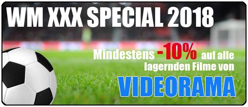 WM Special | Mindestens -10% auf alle lagernden Filme von Videorama