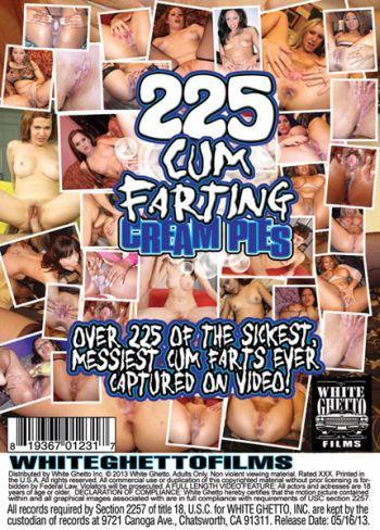 cum farting