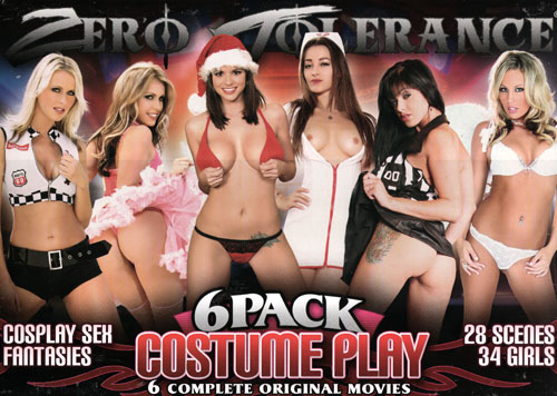 6 Pack: Costume Play