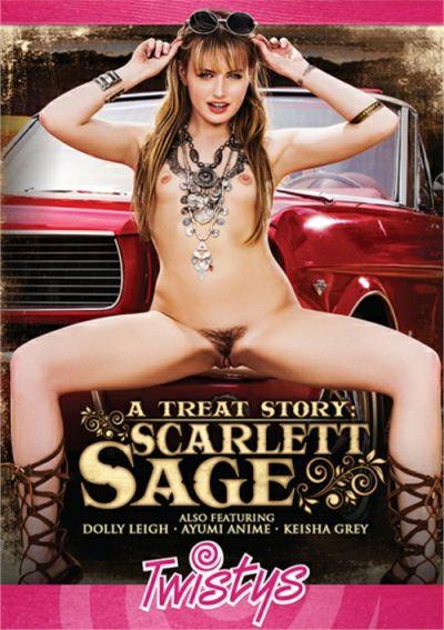 A Treat Story: Scarlett Sage
