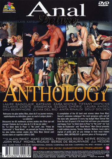 Anal Deluxe Anthology 93