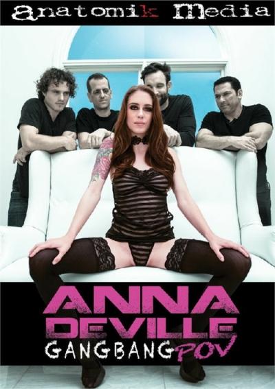 Anna DeVille Gangbang POV