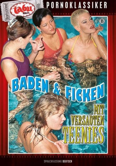 Baden & Ficken mit versauten Teenies