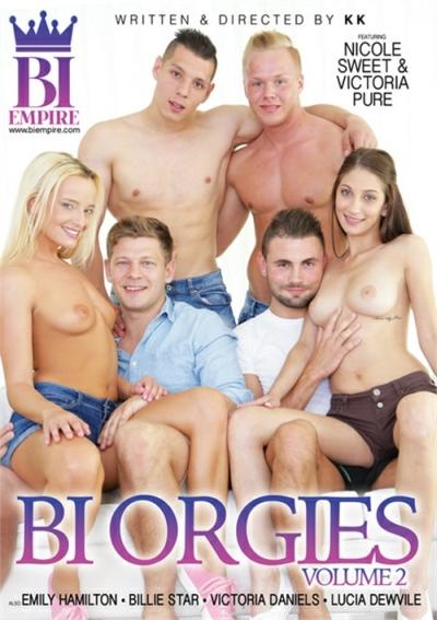 Bi Orgies Volume 2