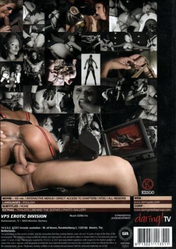 DVD von menschlichen Bondage