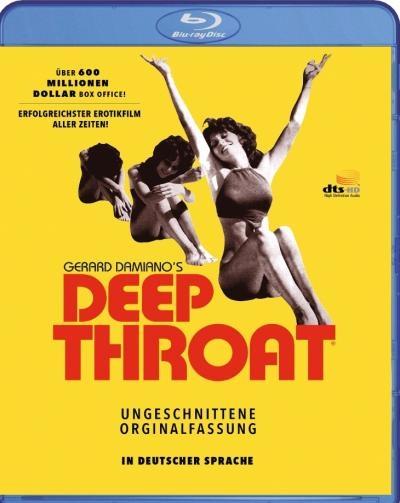 Deep Throat (Blu-ray)
