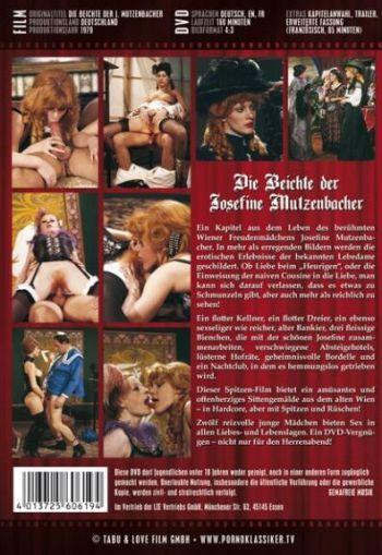 lieber anal filme von josefine mutzenbacher