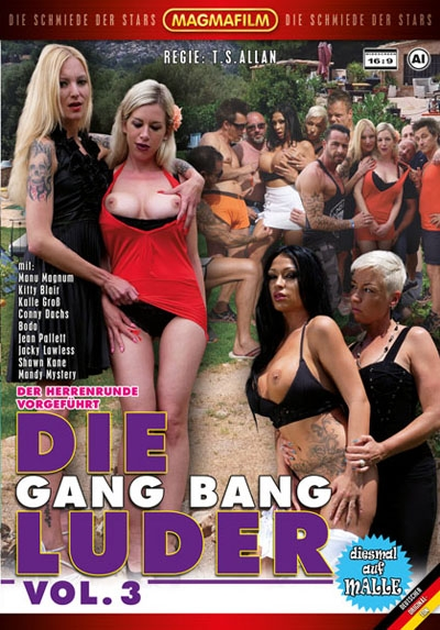 Die Gang Bang Luder Vol. 3