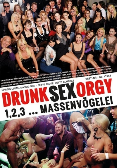 Drunk Sex Orgy - 1, 2, 3 … Massenvögelei