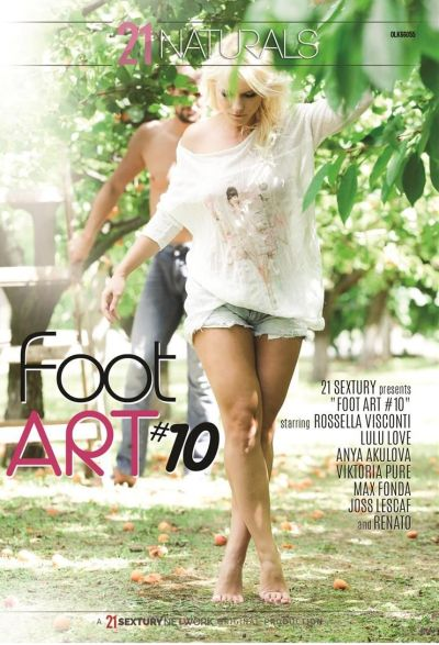 Foot Art #10