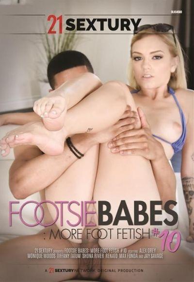 Footsie Babes #10