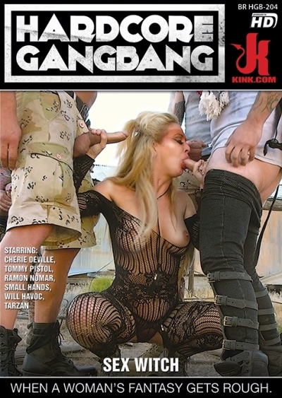 Hardcore Gangbang: Sex Witch