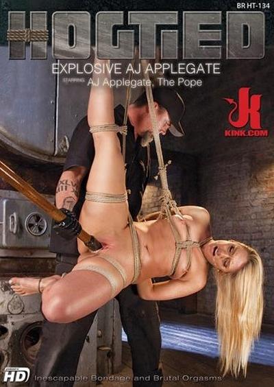 Hogtied: Explosive AJ Applegate