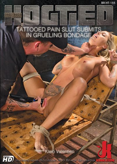Hogtied: Tattooed Pain Slut Submits In Grueling Bondage