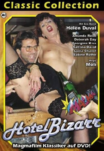 Hotel Bizarr - Diesen Klassiker von Magmafilm auf DVD bestellen