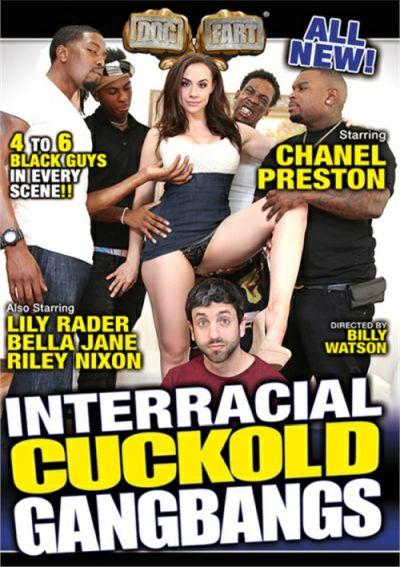 Interracial Cuckold Gangbangs