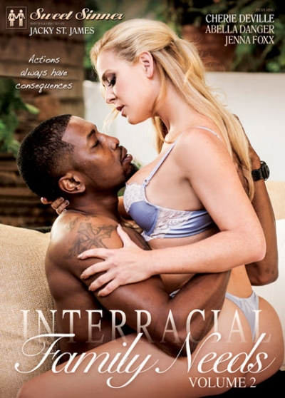 Interracial Family Needs Volume 2