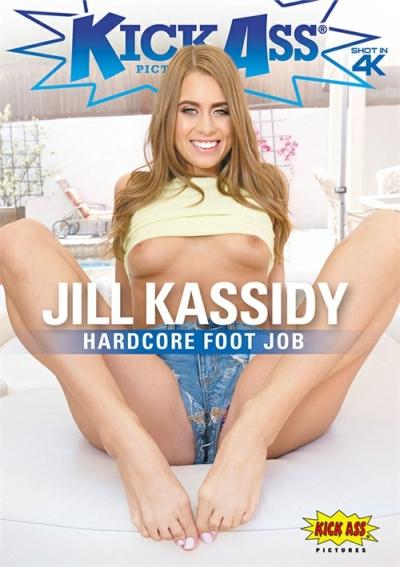 Jill Kassidy: Hardcore Foot Job