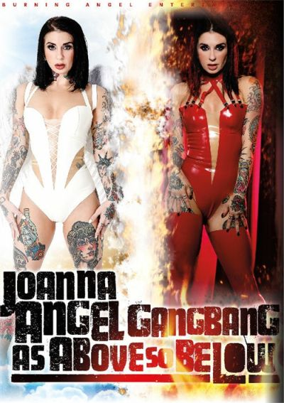 Joanna Angel Gangbang - As Above So Below