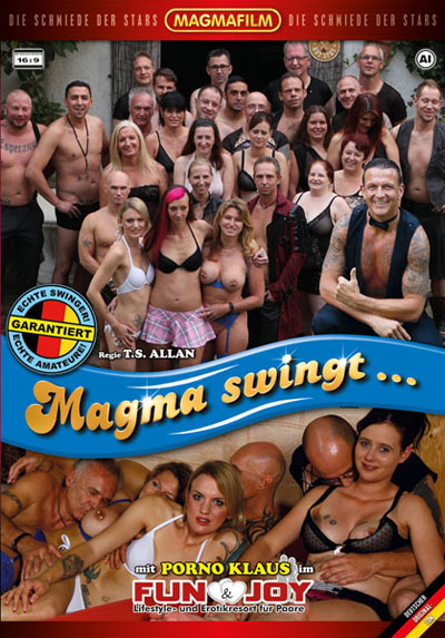 Magma swingt… mit Porno Klaus im Fun & Joy