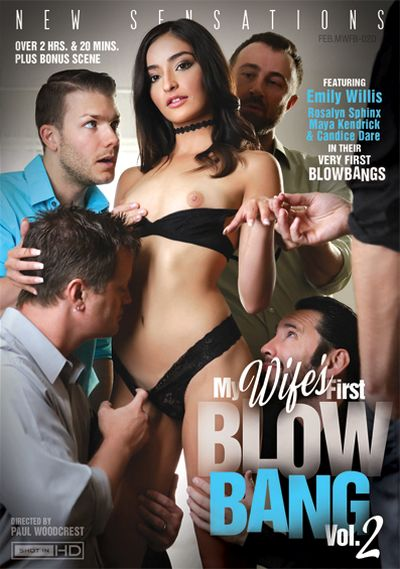 My Wife's First Blowbang Vol. 2
