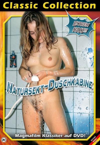 Natursekt-Duschkabine