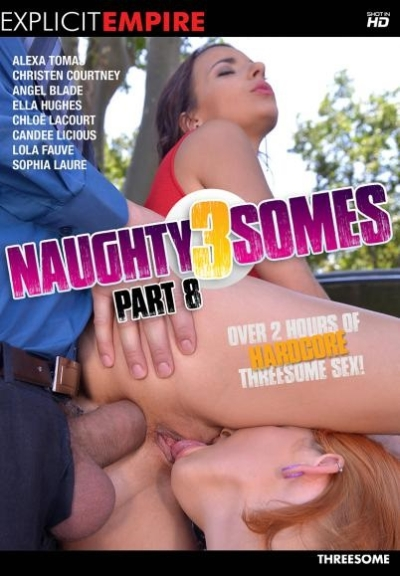 Naughty 3Somes Part 8