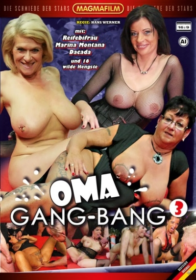 Oma Gang-Bang 3
