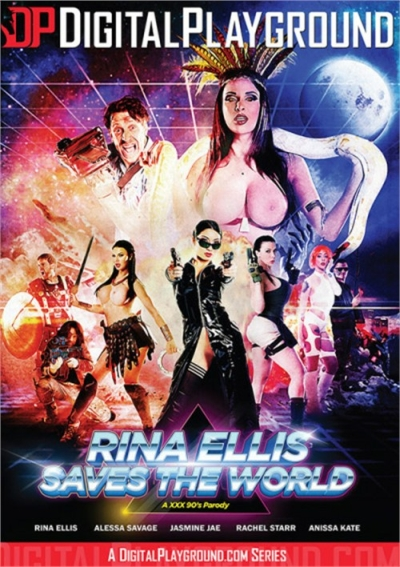 Rina Ellis Saves The World