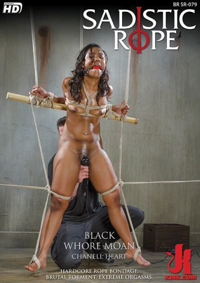 Sadistic Rope: Black Whore Moan