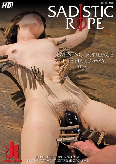 Sadistic Rope: Learning Bondage The Hard Way