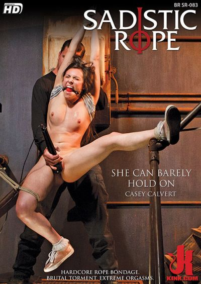 Sadistic Rope: She Can Barely Hold On