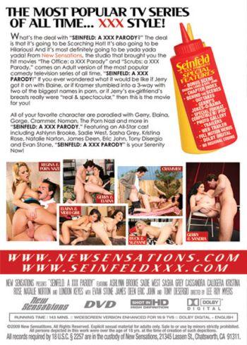 сейнфелд: секс-пародия seinfeld: a xxx parody/