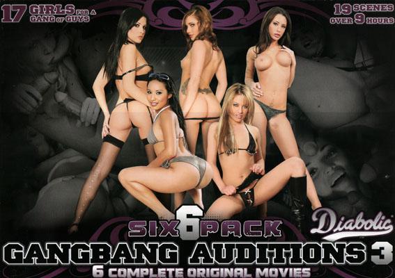 Six Pack: Gangbang Auditions 3
