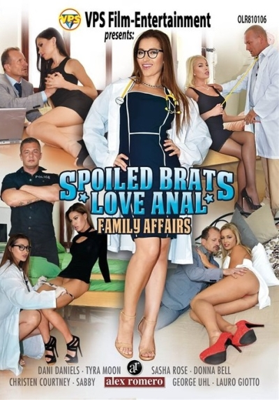 Spoiled Brats Love Anal