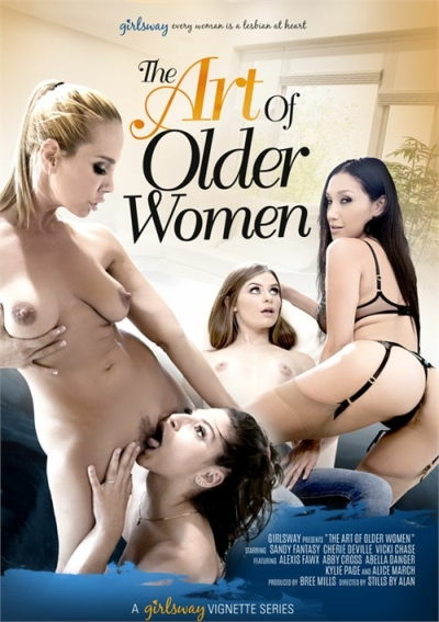 The Art Of Older Women