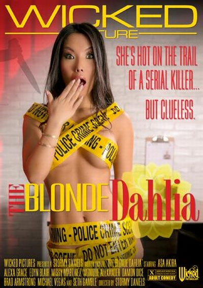 The Blonde Dahlia