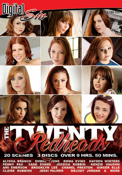 The Twenty: Redheads