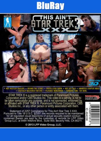 This Ain T Star Trek Xxx Dvd 22