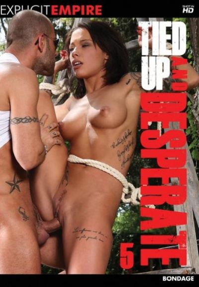 Tied Up And Desperate 5