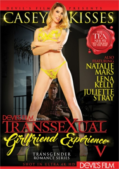 Transsexual Girlfriend Experience V