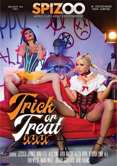 Trick Or Treat XXX