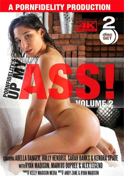 Up My Ass! Volume 2