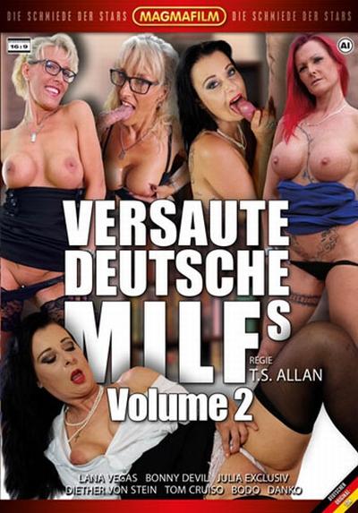 Versaute deutsche MILFs Volume 2
