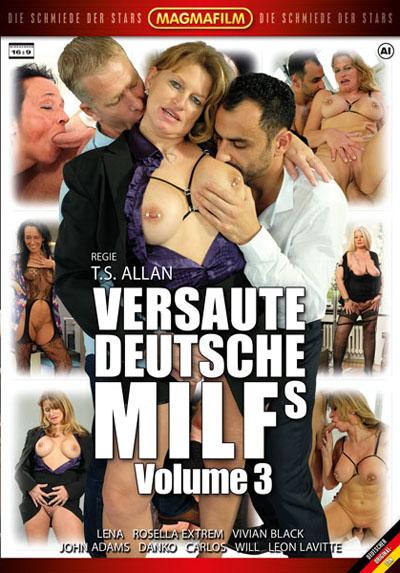 Versaute deutsche MILFs Volume 3