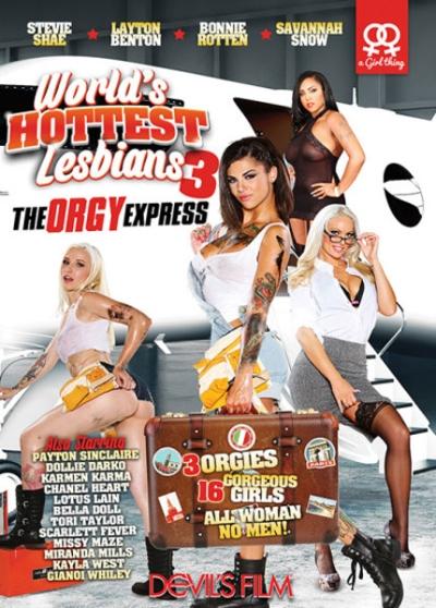 World's Hottest Lesbians Part 3