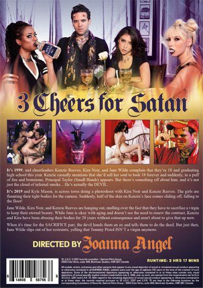 3 Cheers For Satan